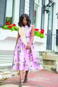 Style tips for rocking the floral look