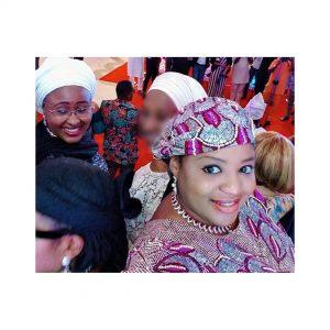 Actress Funke Adesiyan appointed as Aisha Buhari's P.A