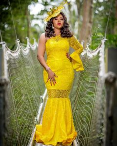 Women should stop tying wrapper to keep their marriages - Uche Elendu